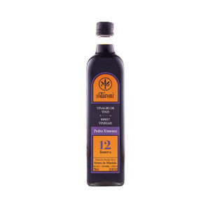VINEGAR SHERRY PEDRO JIMINEZ 12 YR OLD 750ML