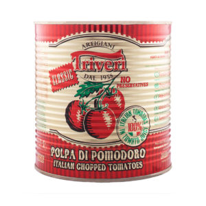 TOMATOES CRUSHED TRIVERI A10
