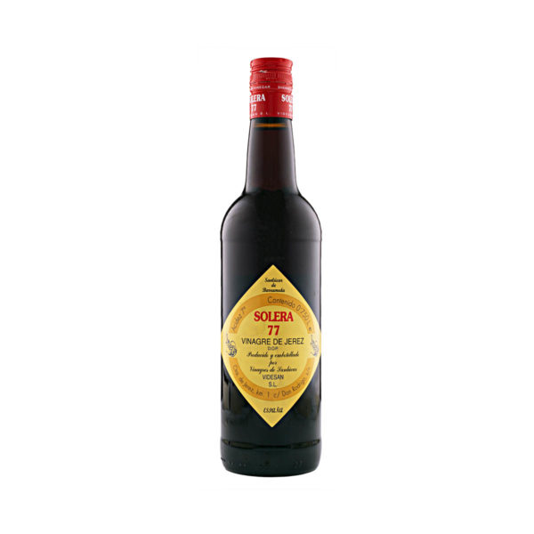 VINEGAR SHERRY SOLERA 750ML