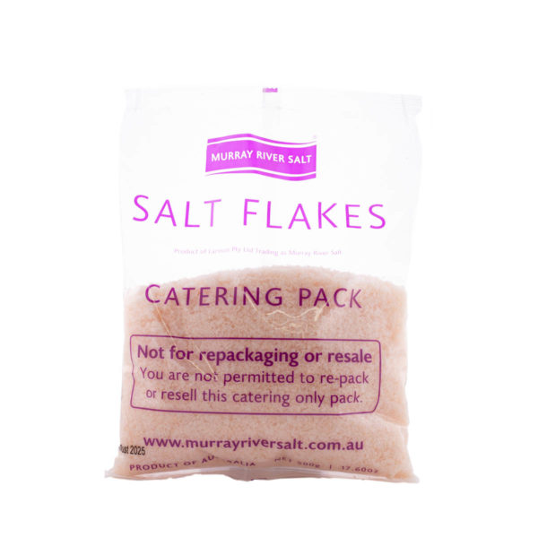 SALT FLAKES PINK MURRAY RIVER 500G