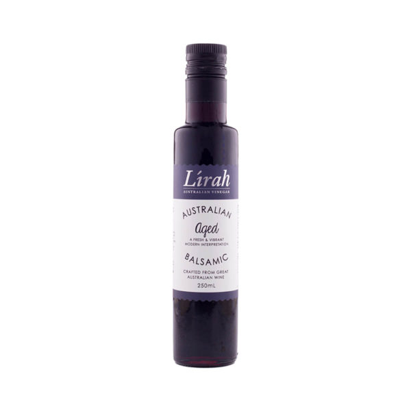 VINEGAR AGED BALSAMIC LIRAH 250ML