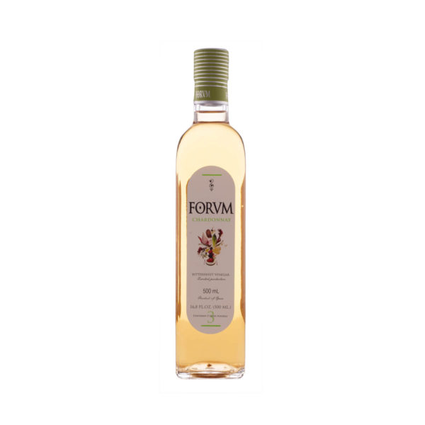 VINEGAR FORUM CHARDONNAY 500ML