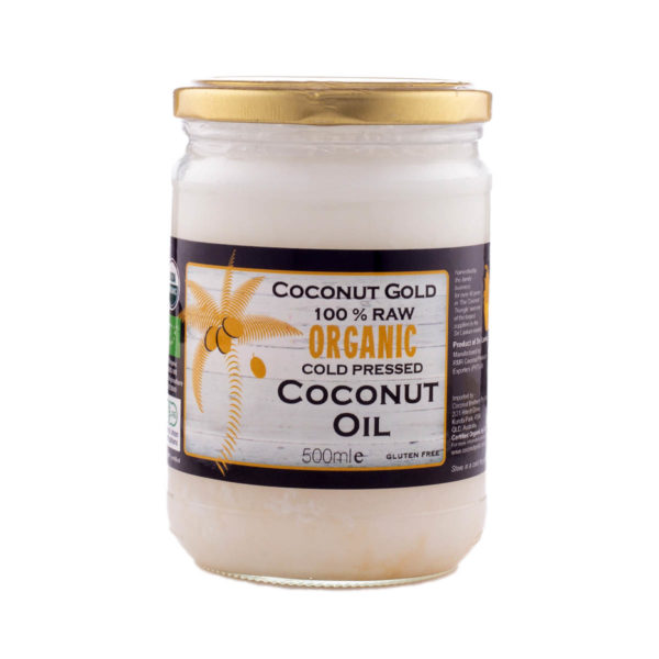 OIL COCONUT VIRGIN 500ML