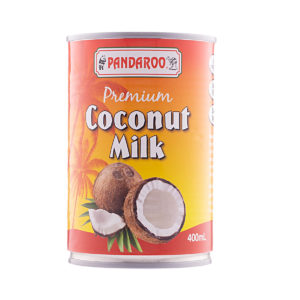 COCONUT MILK PANDAROO 400ML