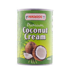 COCONUT CREAM PANDAROO 400ML